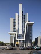 frederic borel architecte – Bethune logements et maisons de ville - Pas-de-Calais Habitat