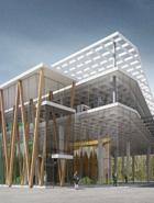 AUBERVILLIERS CENTRE DE RECHERCHE SAINT - GOBAIN - frederic borel architecte
