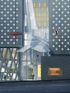 frederic borel architecte - Seoul louis vuitton