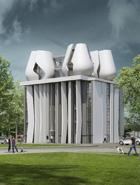 frederic borel architecte - Villeneuve Saint-Georges logements sociaux et locaux d'activités