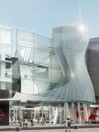 frederic borel architecte Aquaboulevard Pôle de commerces cinémas sports logements