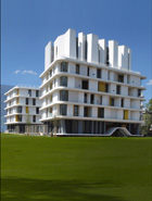 logement Rouen Borel architecte