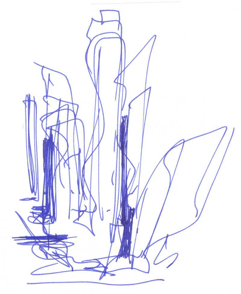 frederic borel architect – ZAC Masséna logements, locaux d'activités, parkings - Paris 13e