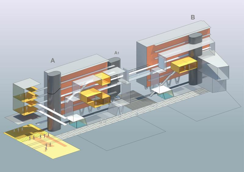 architecture borel residence etudiante logements