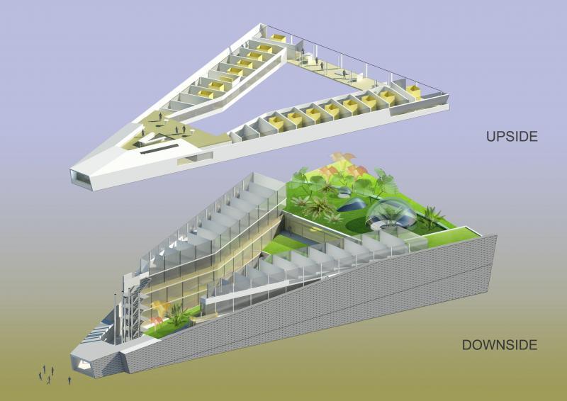 borel architecte - poterne des peupliers logements
