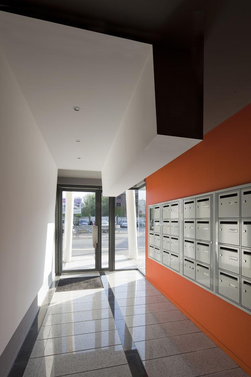 frederic borel architect – Bethune logements et maisons de ville - Pas-de-Calais