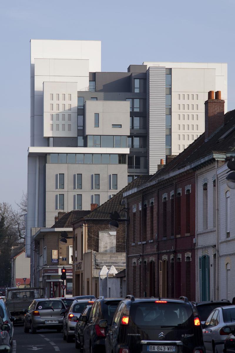 borel –Bethune logements sociaux architecture