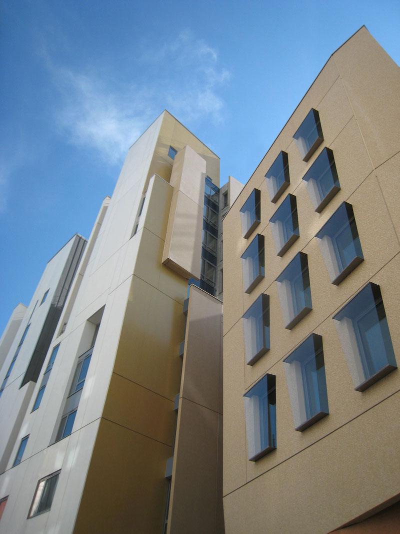 borel architect – ZAC Masséna logements, locaux d'activités, parkings - Paris 13e
