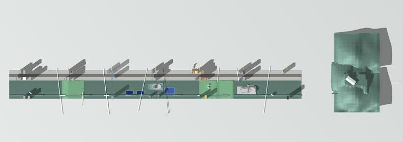 borel architecte - Nouveau quartier de ville athènes le pirée