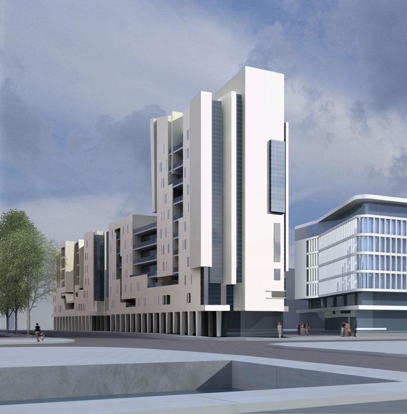 frederic borel - bureaux activités - Hambourg