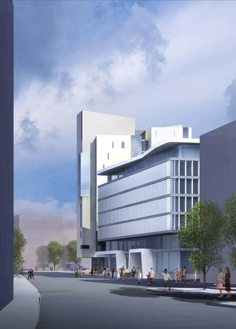 borel architecte - logements bureaux - Hambourg